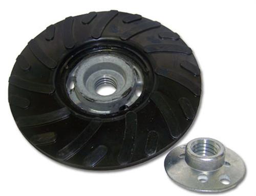 Koltec USA RFD Backing Pads - Spiral Face