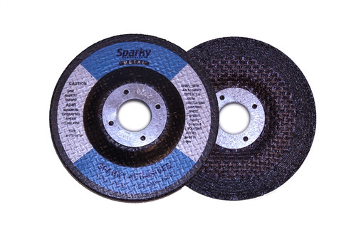 Sparky Grinding Wheels T27 Aluminum Oxide: DISCONTINUED