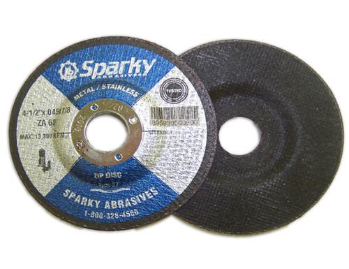 Sparky Cut-Off Wheels (Type 27 - ZA60) 25/box