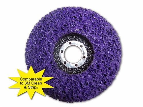 Standard Abrasives Stripping Discs (Depressed Center T27 style) - Silicon Carbide (10/box)