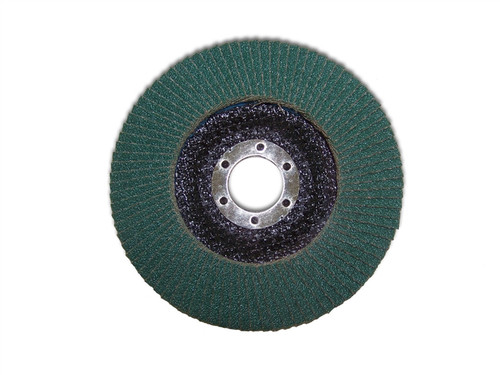 """4-1/2"""" x 7/8"""" T27 Flap Disc - Zirconia - 40 Grit  (324 available)"""
