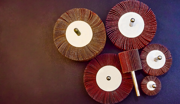 When to Use a Flap Disc or a Flap Wheel