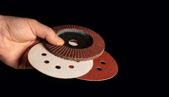 ​What Are the Advantages of Hook and Loop Sanding Discs?