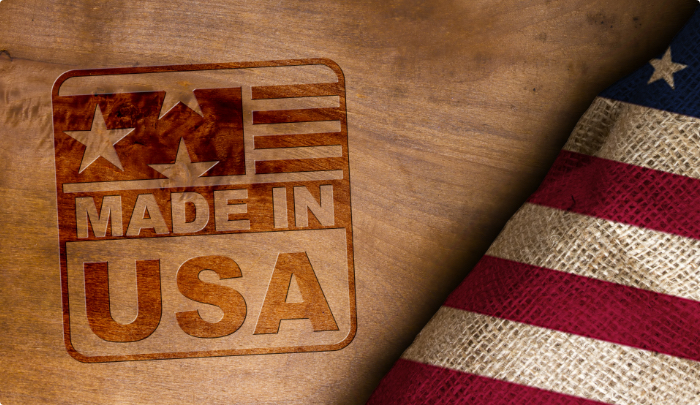 Carrying Made in the USA Products is Important