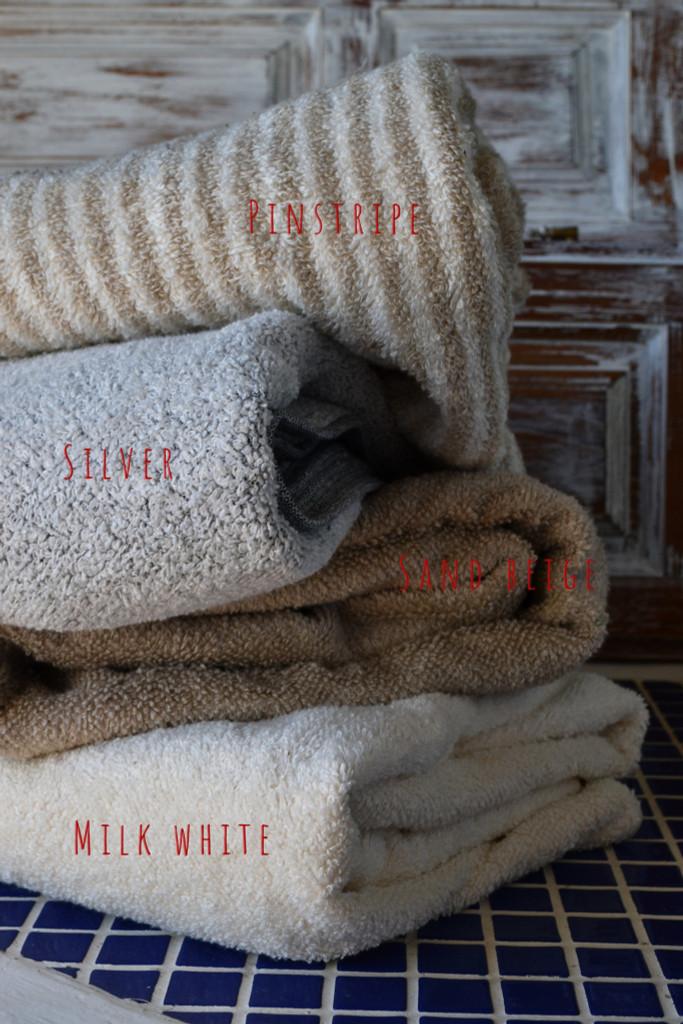 Terry Linen Towels/Bath sheets