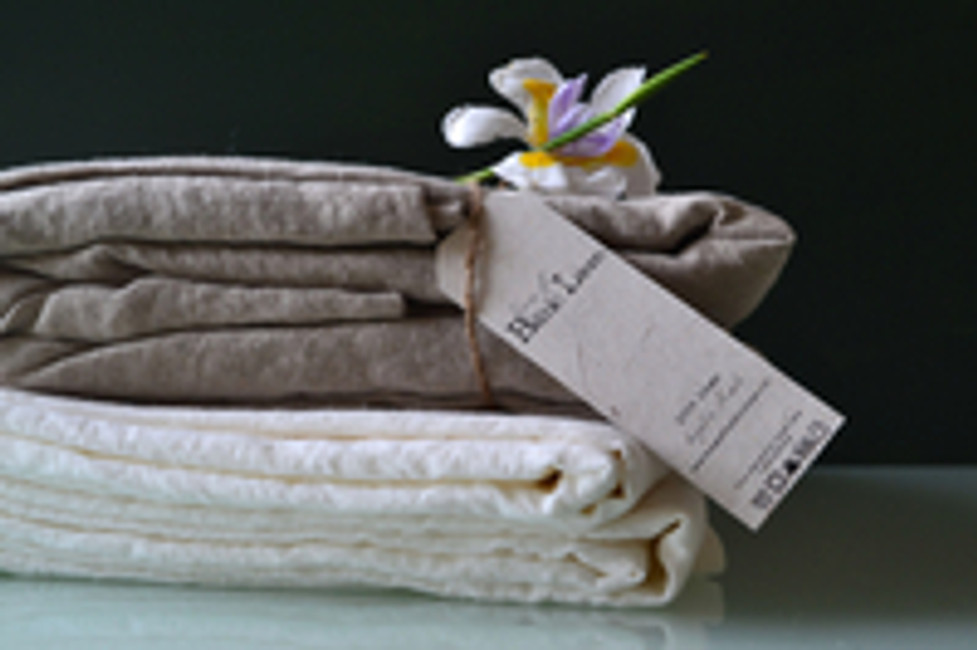 People behind the scenes of House of Baltic Linen