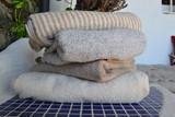 Terry Linen Bath Towel