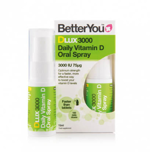 BetterYou Dlux3000, 15ml