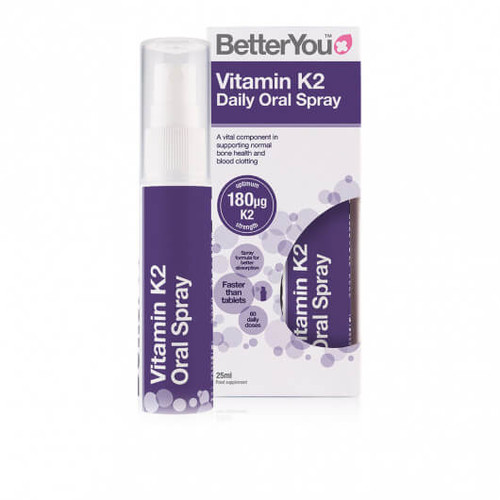 BetterYou K2 Oral Spray, 25ml