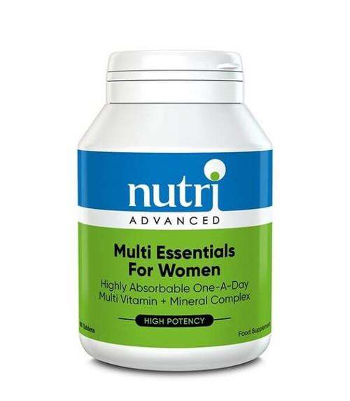 Nutri Advanced Multi-Essentials - Womens 60tabs.