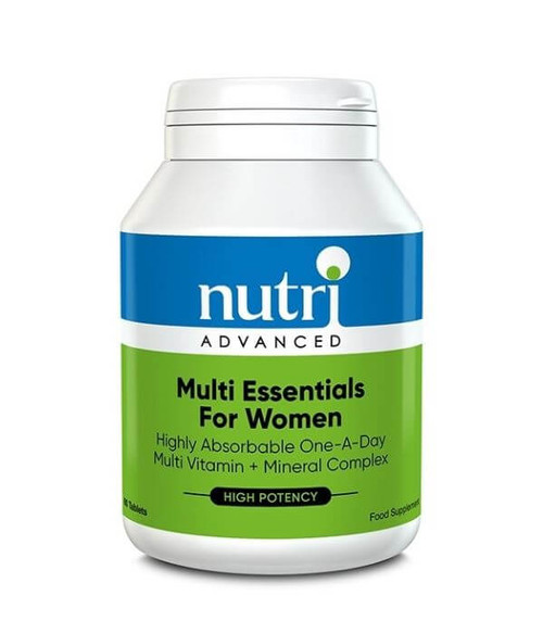 Nutri Advanced Multi-Essentials - Womens 60tabs.
