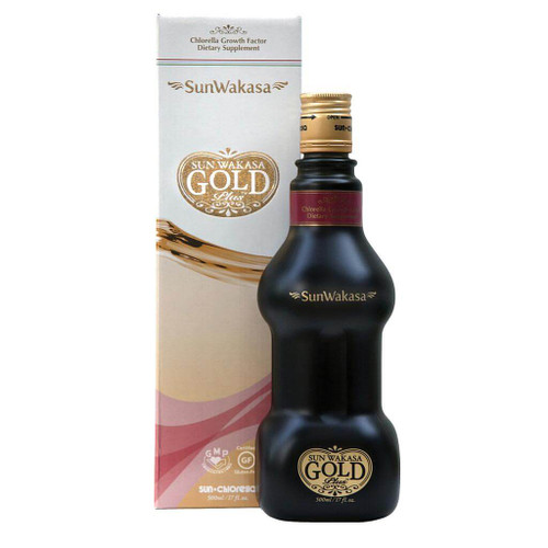 Sun Wakasa Gold Plus	500ml