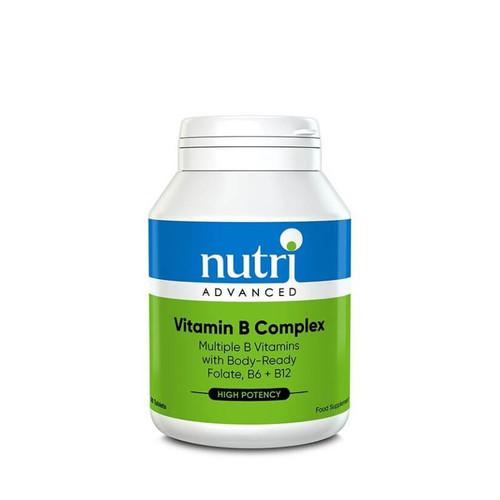 Nutri Advanced High Strength Vitamin B Complex 90 tablets