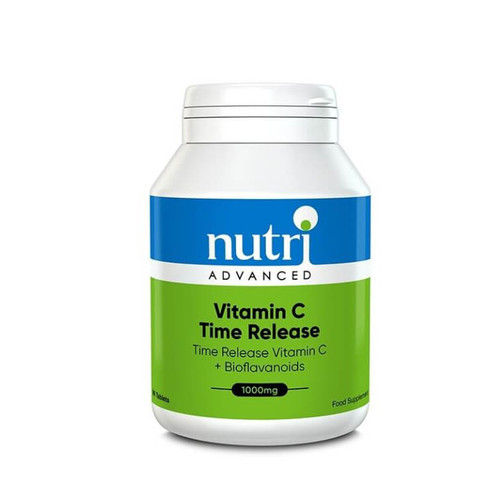 Nutri Advanced Vitamin C Time Release 90 Tabs