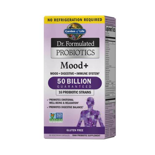 Garden of Life Probiotics Mood + 60 caps