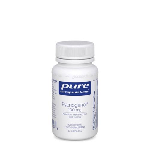 Pure Encapsulations Pycnogenol 100mg 30 caps