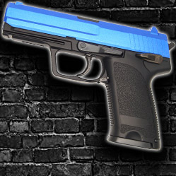 y&p USP gas pistol bb gun