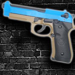 double bell pt92 gbb pistol