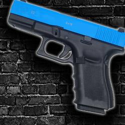 double bell glock g19 gbb pistol