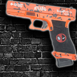 DEADPOOL AIRSOFT GUN