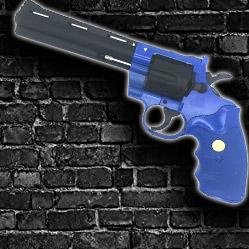 GALAXY REVOLVER SPRING BB GUN