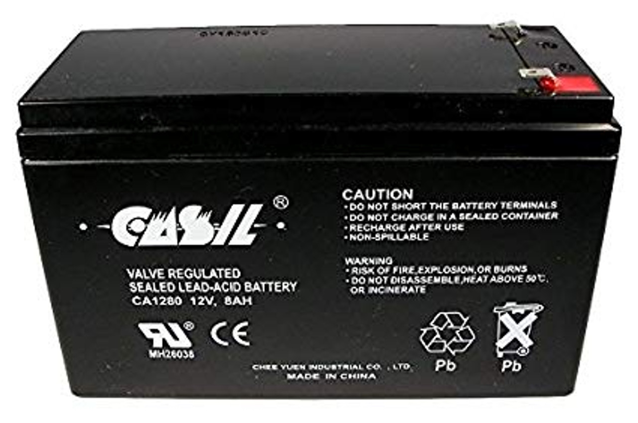 Casil CA1280 12v 8ah Battery
