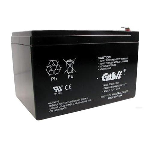 Casil CA12120 12v 12ah Sealed Lead Acid Battery
