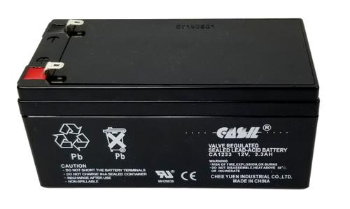 Casil 12v 3ah 3.3ah 3.4ah UPS - APC Battery Back Up