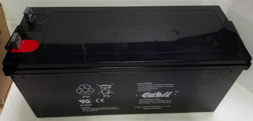 12v 200ah Sealed Lead Acid Solar Battery