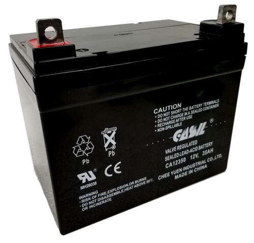 Copy of Casil CA12350 12v 35ah AGM Sealed Lead Acid Battery Nut & Bolt