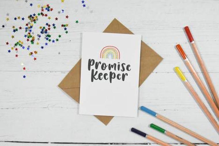 Promise Keeper Card- Messy Faith