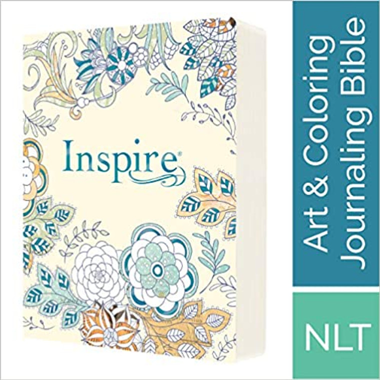 NLT Inspire Journalling Bible