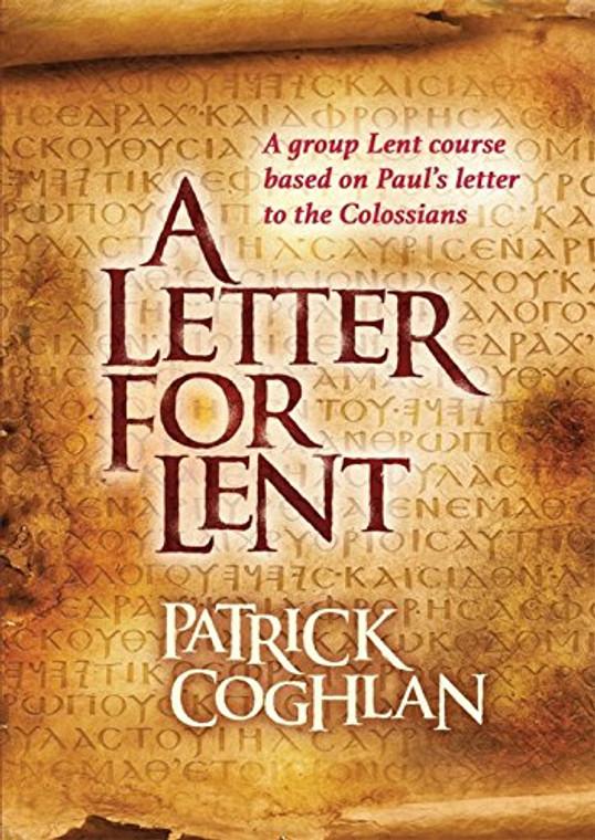 A Letter for Lent