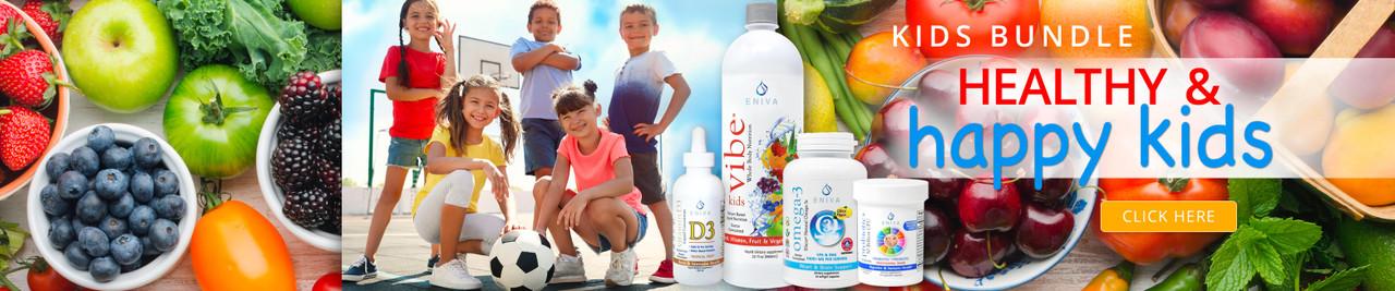 Kids Bundle, Healthy and happy kids. Click here.