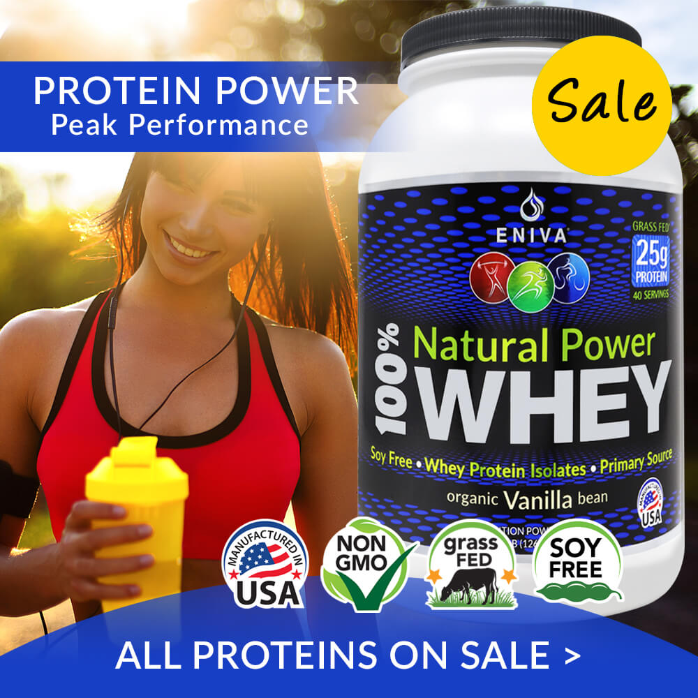 whey protein on sale