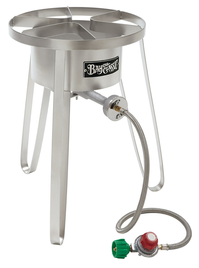 Bayou Classic Stainless Steel High Pressure Cooker - SS50