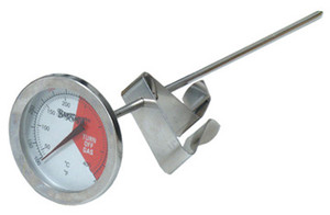 """5"""" Stainless Steel Thermometer - 5020"""