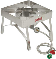 Stainless Steel Bayou Brew Cooker-SS84
