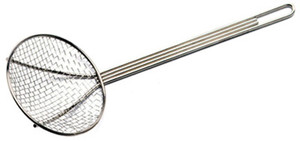 """18"""" Nickle-Plated Mesh Skimmer - 0186"""