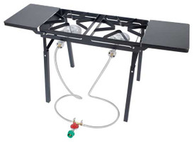 Dual Burner Outdoor Patio Stove - DB375