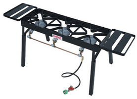 Triple Burner Outdoor Patio Stove - TB650