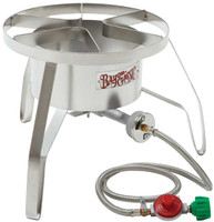 Stainless Steel High Pressure Cooker-SS10