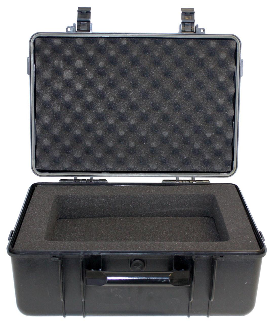 AED Standard Hard Case - Interior