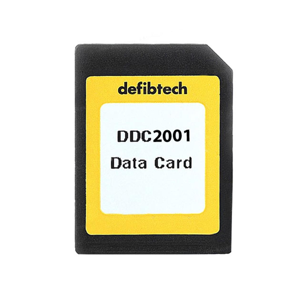 Defibtech VIEW Data Card