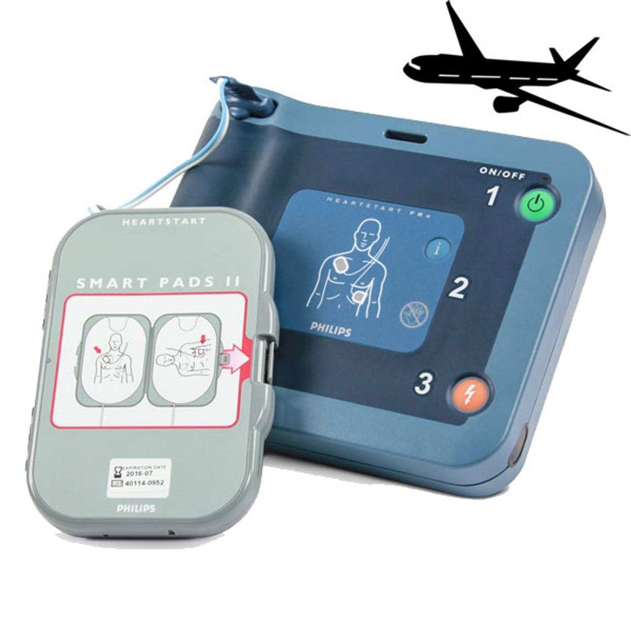 Philips HeartStart FRx AED (AVIATION)