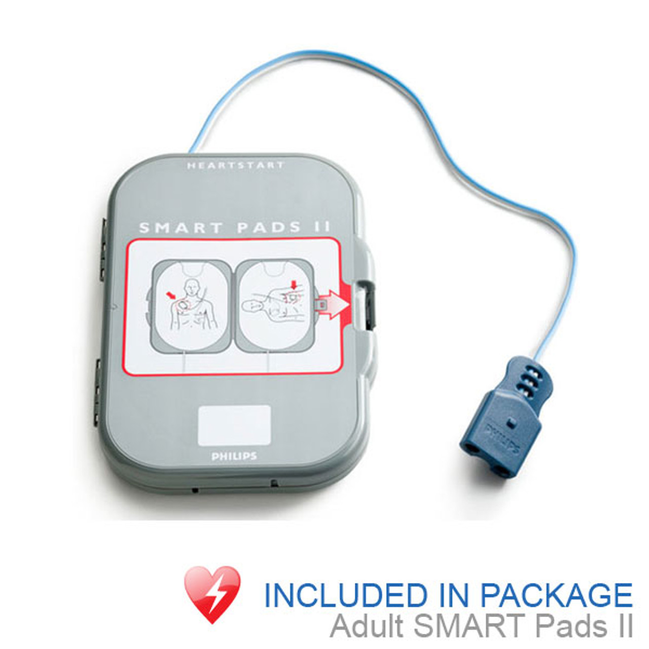 Philips HeartStart FRx AED (AVIATION Shipset)
