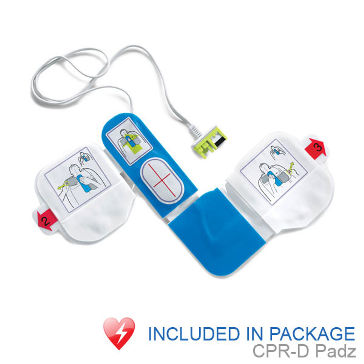 Zoll AED Plus with AED Cover - Deployment Package