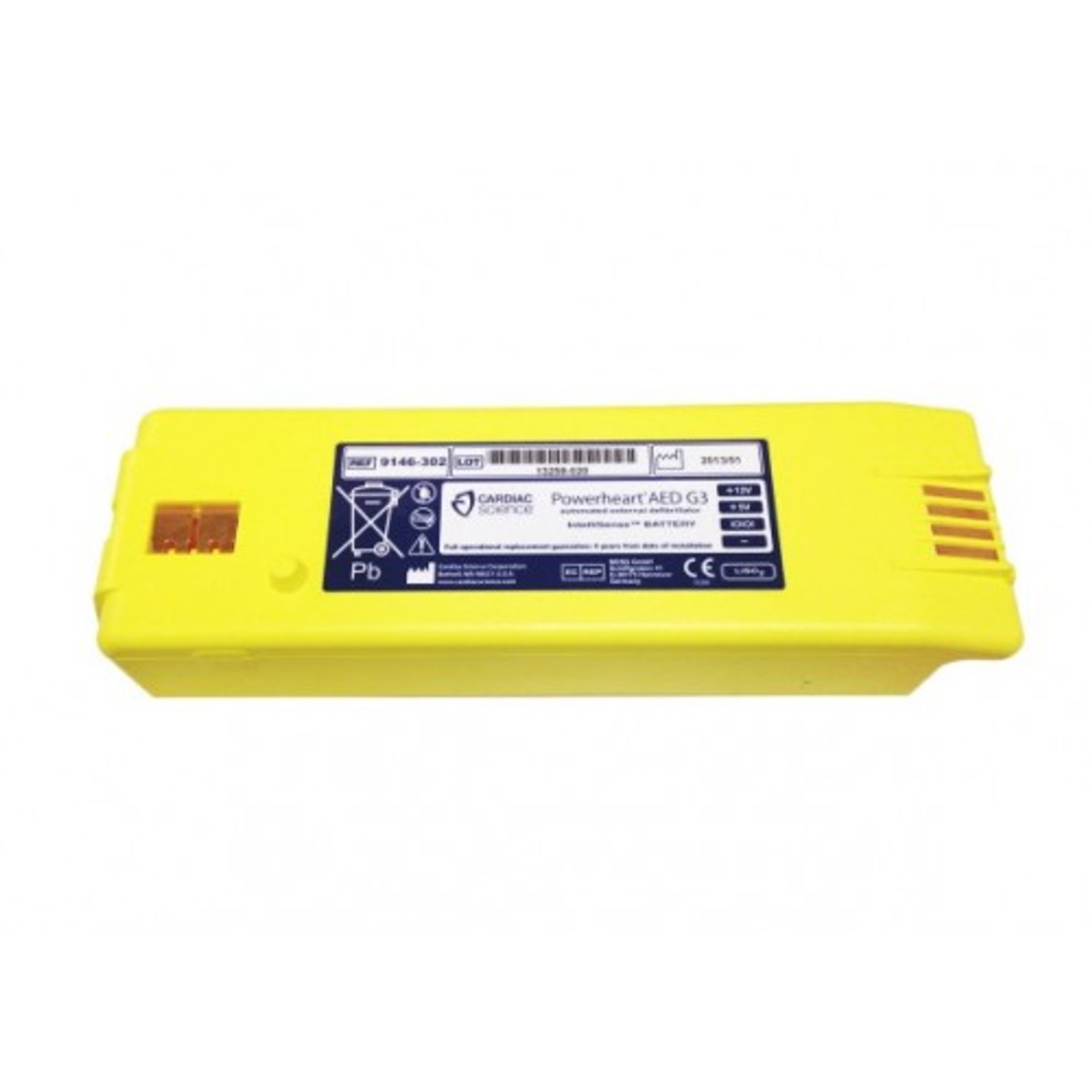 Powerheart G3 AED IntelliSense Battery