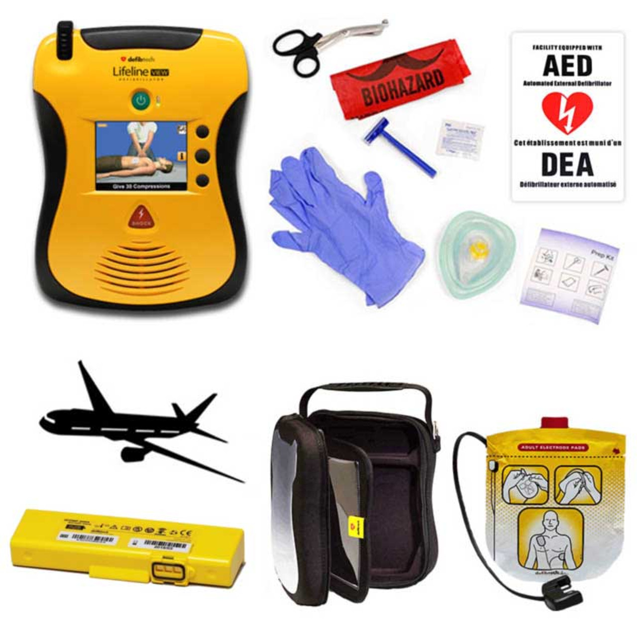Defibtech View Deployment Package