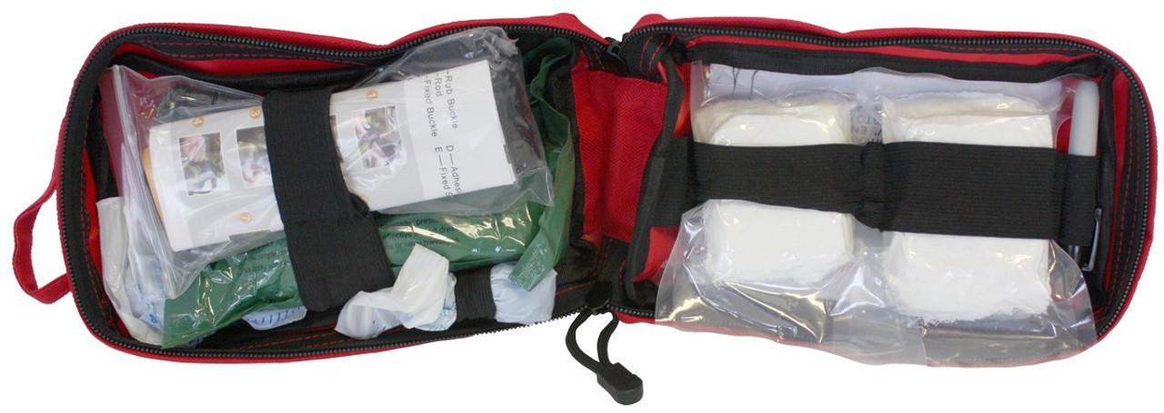 Bleed Control Kits - open